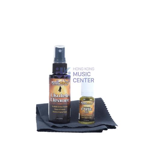 Premium Ukulele Care Kit