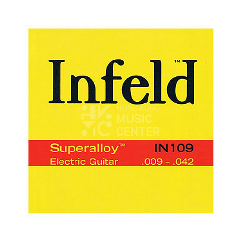 Infeld (Electric Guitar Strings) | 電結他弦線