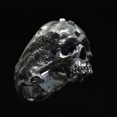 Anello teschio, Skull ring.jpeg