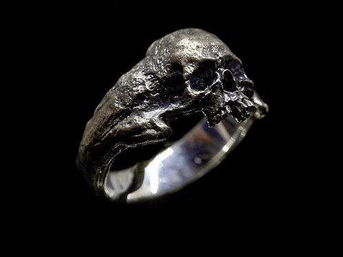Micro Skull Ring