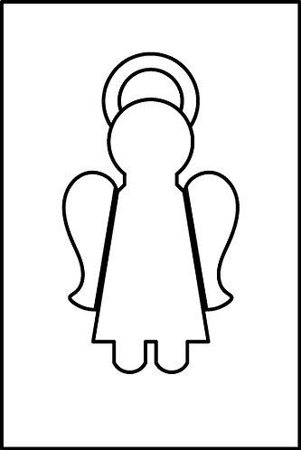 Angelo pendente