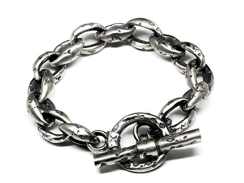 """Round """"Erosis"""" Bracelet"""