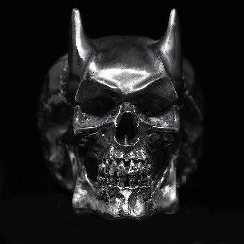Dark Knight Skull Ring