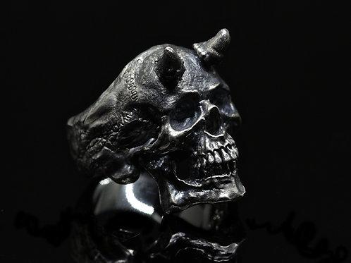 Samael Skull Ring