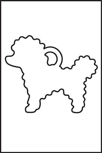 Barboncino pendente