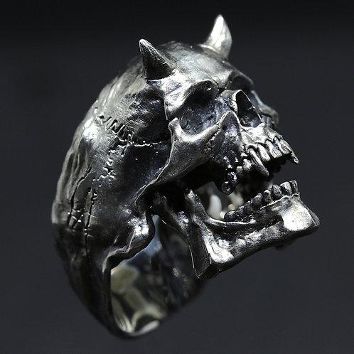 Devil Skull ring