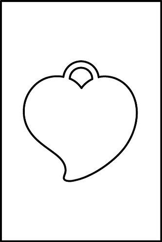 Cuore pendente