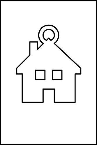 Casetta pendente