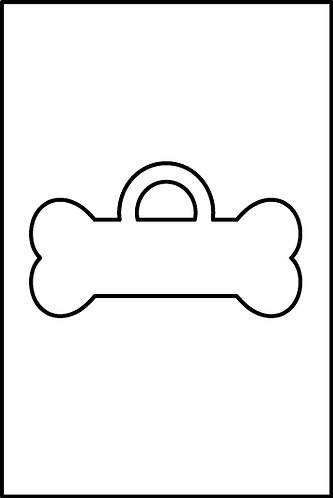 Osso pendente