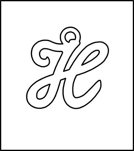 H pendente