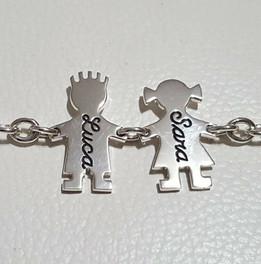 Foto bracciale clienti Kids Kids