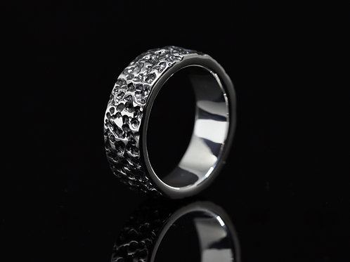 Coral Band ring