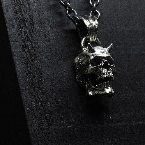 Skull Pendant Devil