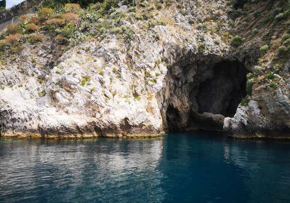 Taormina Cave