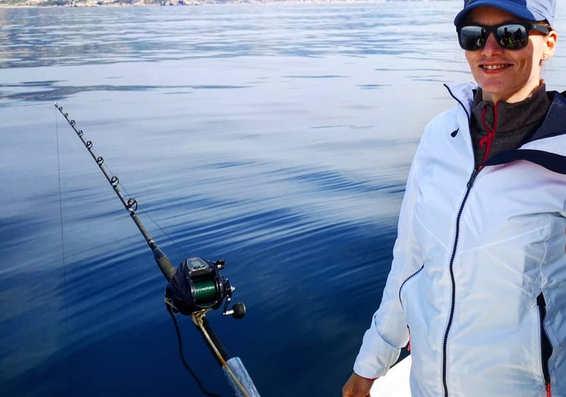 Fishing With Taormina Boat