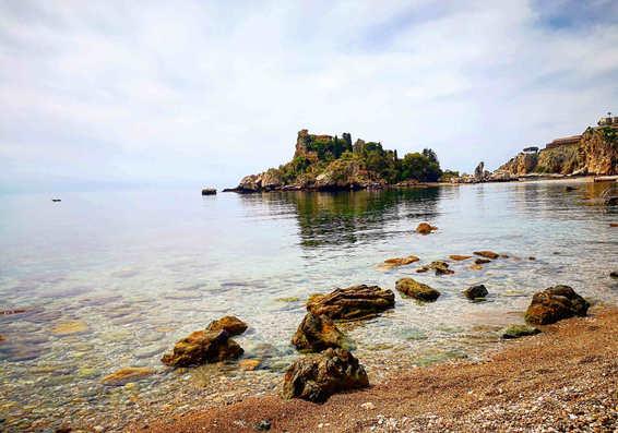 Isola Bella Bay