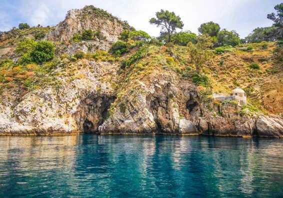 capo taormina cave