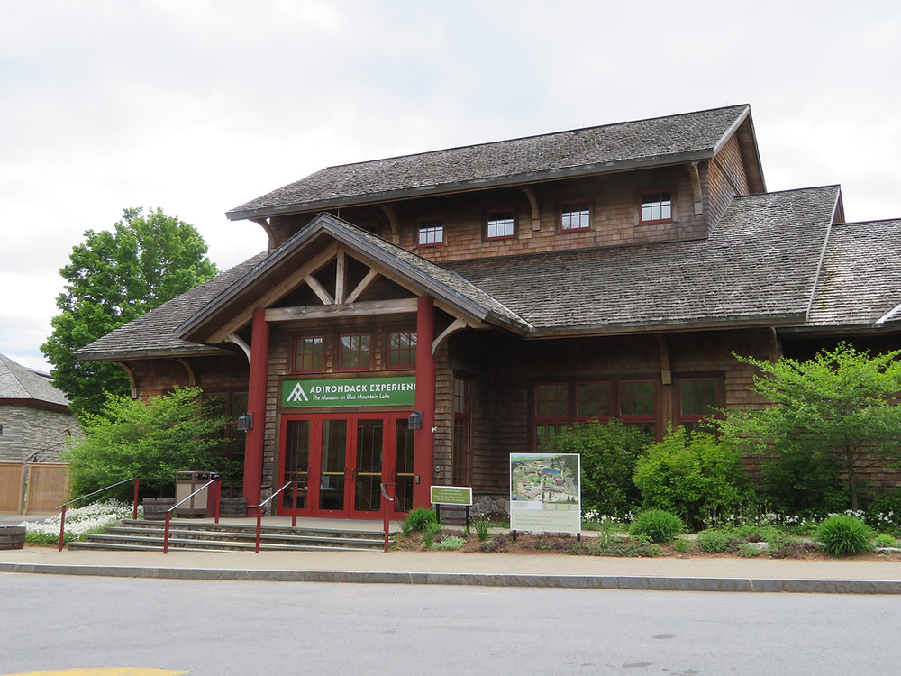 Adirondack Experience museum in Blue Mountain Lake, NY