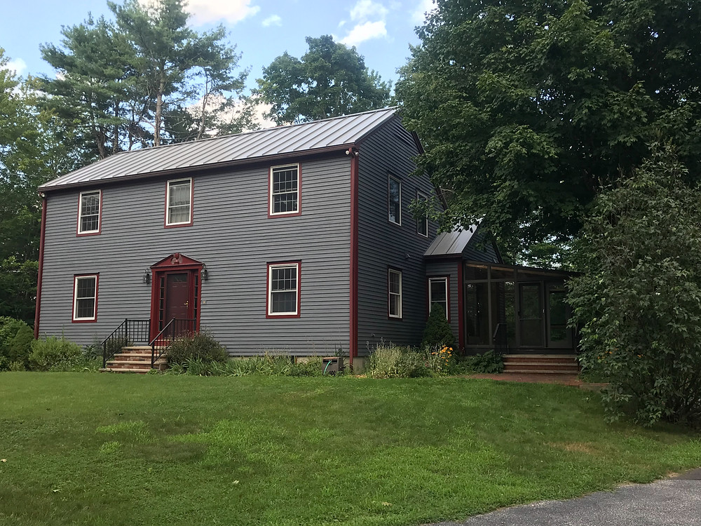 Goodbye to our house in Maine  ;-(