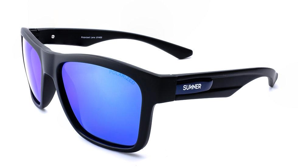 Gafas de Sol Hombre Polarizadas Sunner SUP6015C1