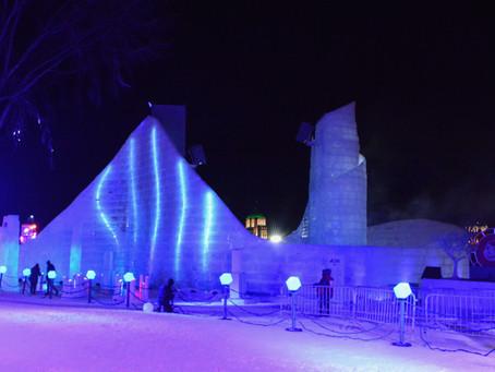 Winter Carnival Fun in Quebec City!