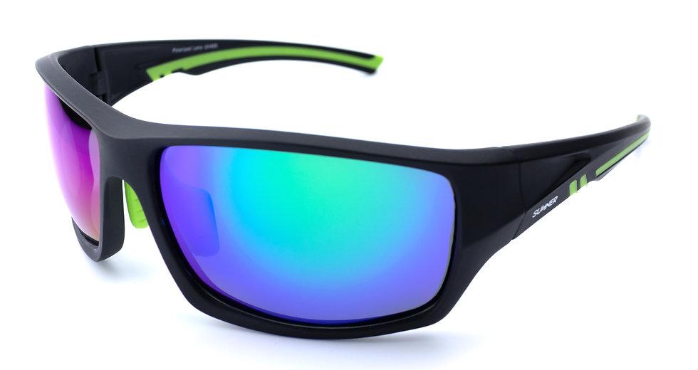 Gafas de Sol Deportivas Polarizadas Sunner SUS8007C1
