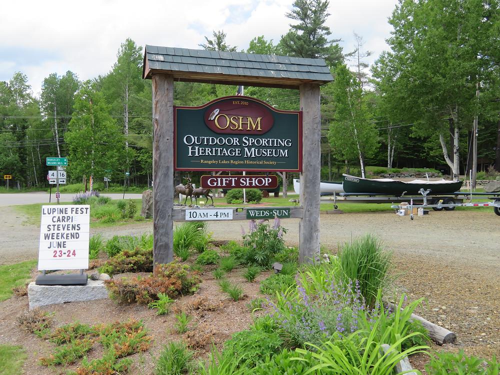 OSHM in Oquossoc, Maine