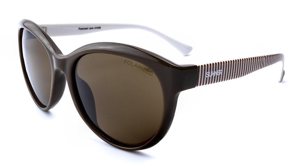 Gafas de Sol Mujer Polarizadas Sunner SUP6084C2