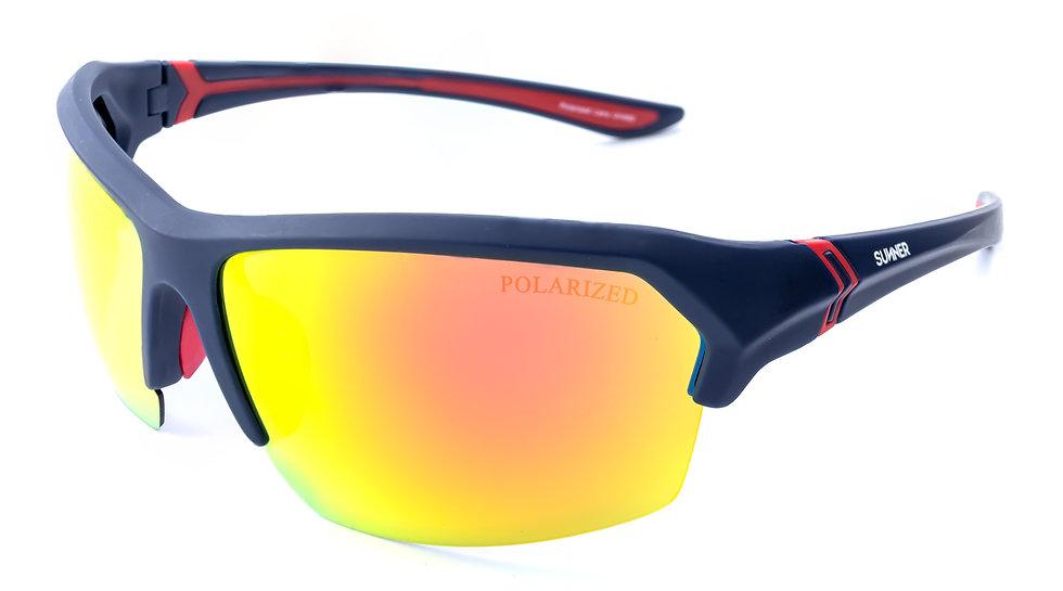 Gafas de Sol Deportivas Polarizadas Sunner SUS8005C4