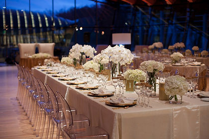 Crystal Bridges Wedding