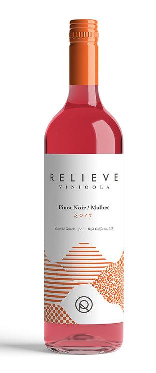 Pinot Noir / Malbec Relieve Vinícola