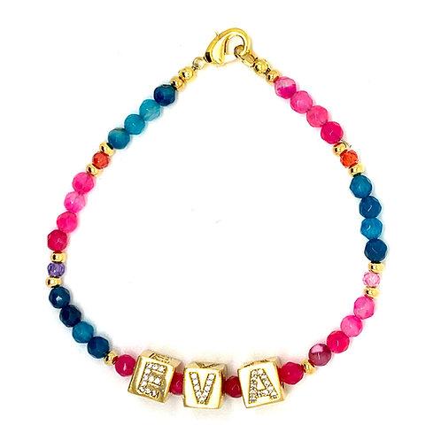 Personalised Stacking Bracelet