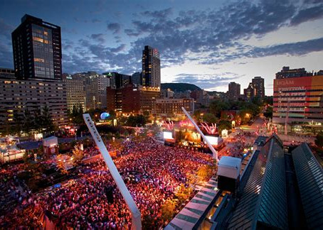 "Quebec City Jazz Festival, Hitchcock's ""I Confess"" (Quebec, Canada) (2012)"