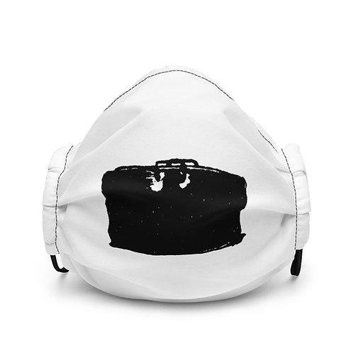 Premium face mask, Black Bag