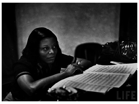 Memories of Mary Lou Williams (2018)