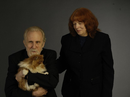 An Evening of Counterpoint with Alla Cohen, Ran Blake, and Darby the Red Persian Cat (2012)