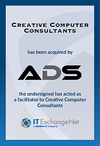 Creative Computer Consultants Tombstone.