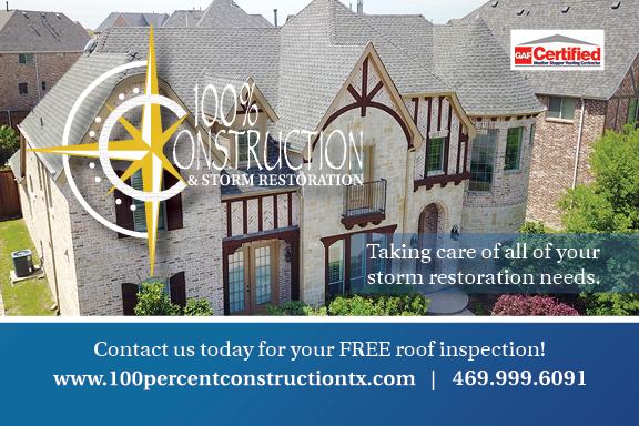 100% Construction