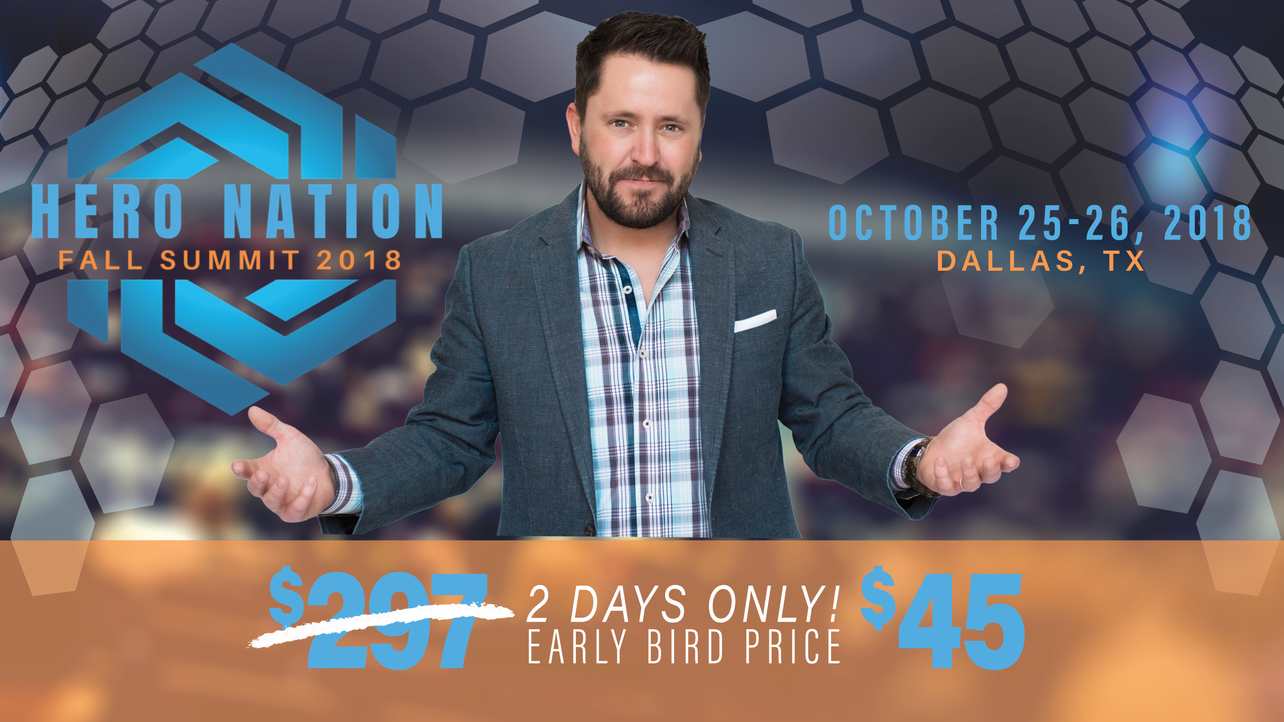 Hero Nation Fall Summit