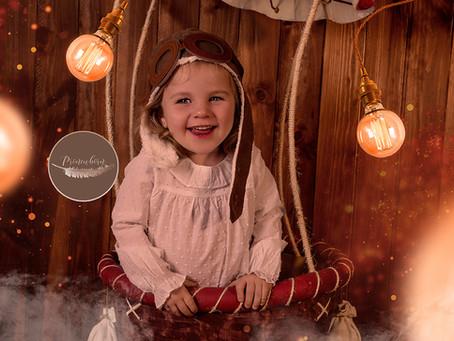 Sesiones Navidad Infantiles en Madrid