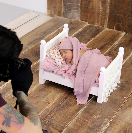 Sesiones Recien Nacido / newborn en Ensanche de Vallecas Madrid - bebés (Fotógrafos)