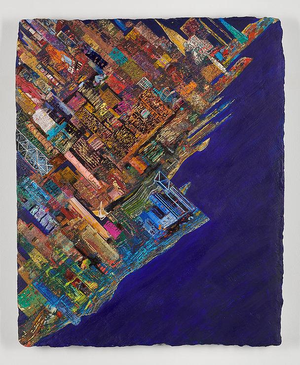 ARK Exhibit & Art Online Auction - Svane Family Foundation - Electric Cities, 2020, modeli