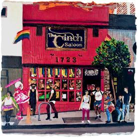The Cinch Saloon, 2021 - Tan Sirinumas.J