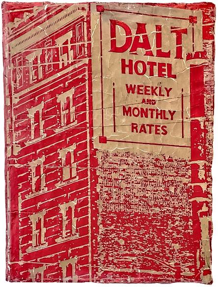 Dalt Hotel, 2016