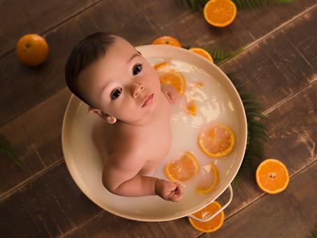 Sesiones Milk Bath con Frutas - Madrid