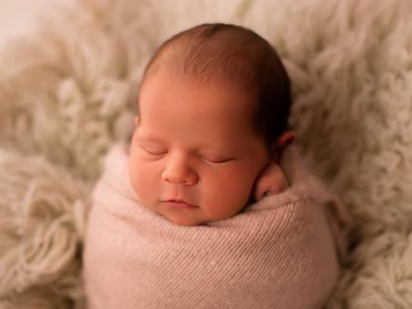 Sesión Newborn en Madrid - Estudio de Fotografía