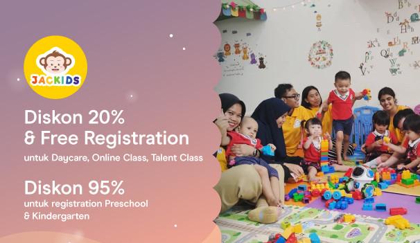Jackids Preschool & Daycare