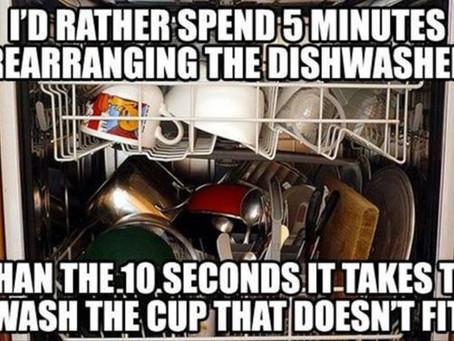 Dishwasher Frustration