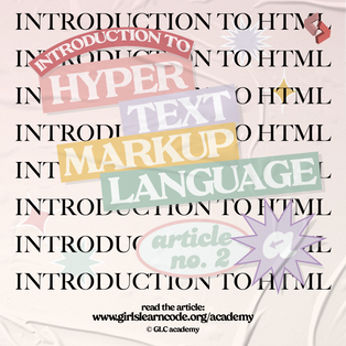 #2: Introduction to HTML