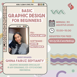 Basic Graphic Design Workshop
